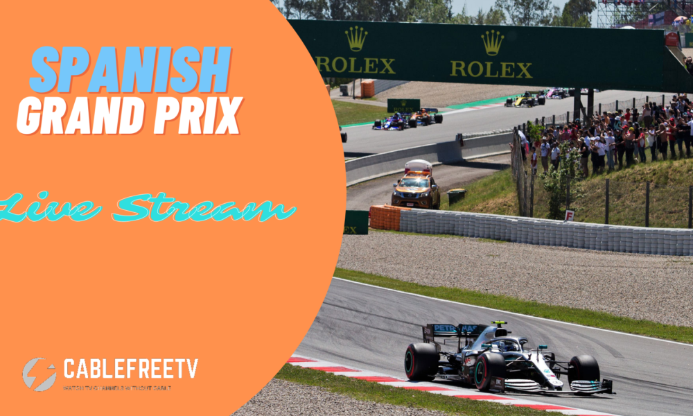 Spanish Grand Prix 2021 Live Stream