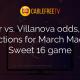 Baylor vs. Villanova odds, picks, predictions for March Madness Sweet 16 game