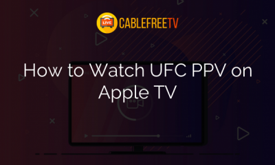 How to Watch UFC PPV on Apple TV