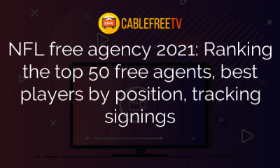 NFL free agency 2021: Ranking the top 50 free agents, best players by position, tracking signings