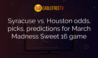 Syracuse vs. Houston odds, picks, predictions for March Madness Sweet 16 game