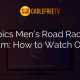 Olympics Men's Road Race Live Stream: How to Watch Online