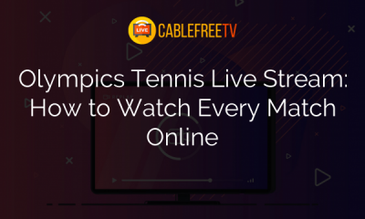 Olympics Tennis Live Stream: How to Watch Every Match Online